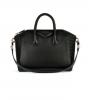 Черна изчистена чанта