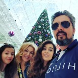 Гала, Стефан, Мари и Никол