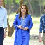 Кейт Мидълтън пакистанска носия