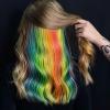 коса скрити кичури