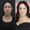 От гъсеница в пеперуда! 20 невероятни трансформации с грим, които доказват, че грозни жени не съществуват (Снимки):