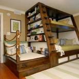 легло кораб