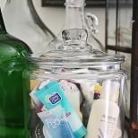бутилка за съхранение