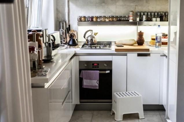 обзавеждане на малка кухня