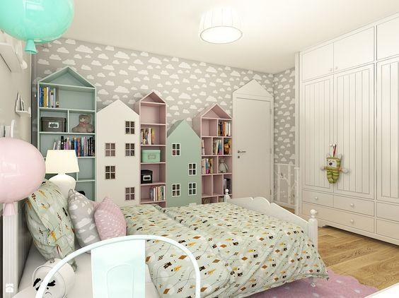 детска стая къщичка