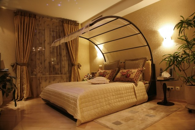 модерно легло
