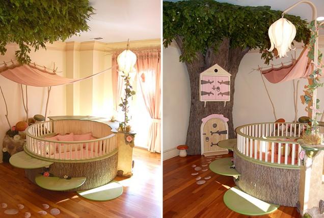 детска стая за феи