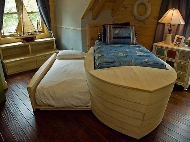 спалня кораб