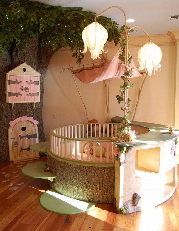 приказна детска стая