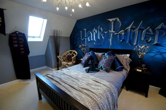 детска стая Хари Потър