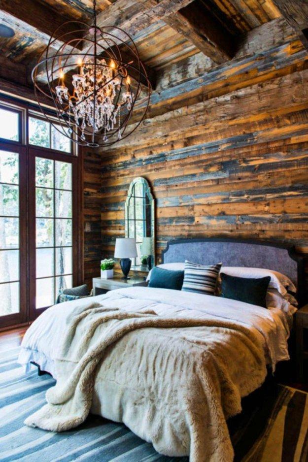 спалня на село
