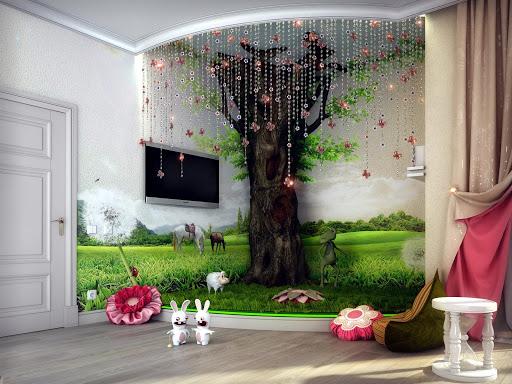 приказен интериор детска стая