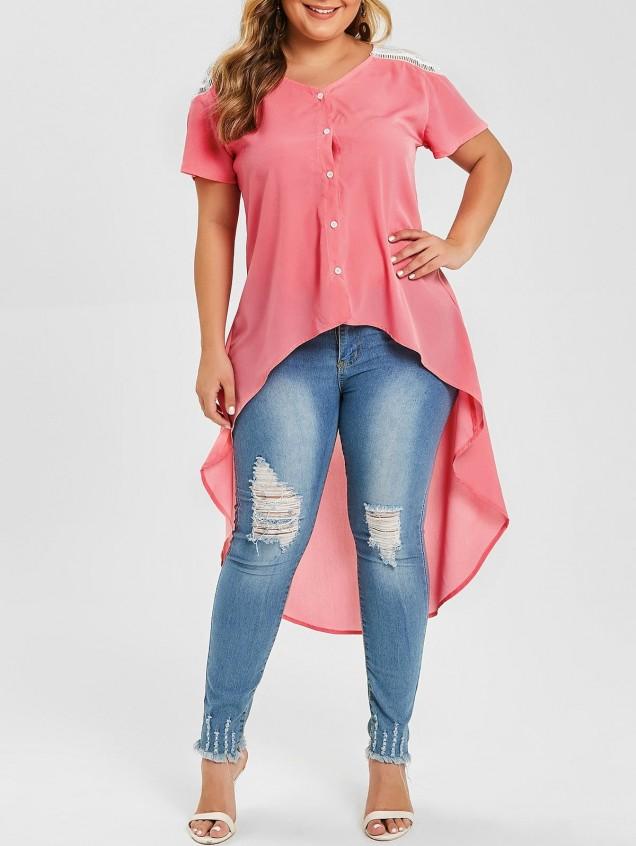 блуза тип фрак