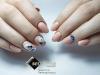 пролетен маникюр за къси нокти