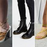 модни тенденции в обувките 2020