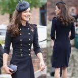 Кейт Мидълтън рокля тип палто