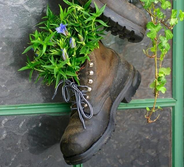 боти обувки