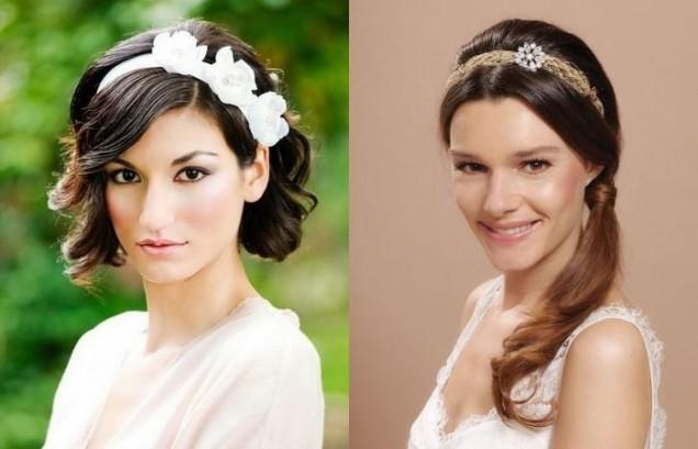 романтични аксесоари за коса