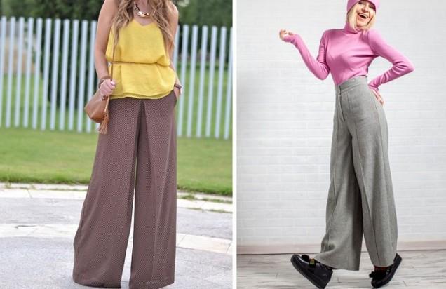 клош панталони