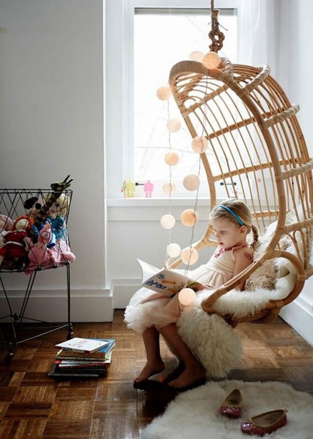 детски кът за четене