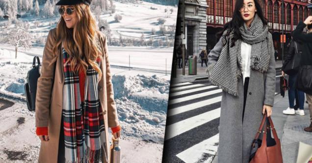 палто и шал 2020