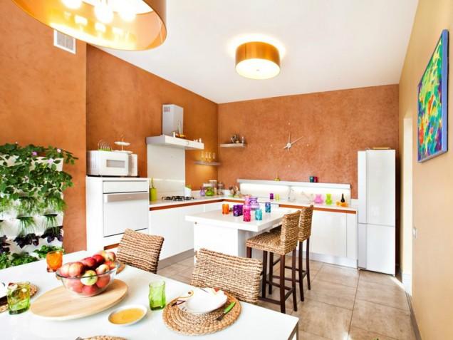 вътрешен интериор кухня 2020