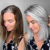 как да се справя с бялата коса
