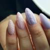 плетени нокти сърчица