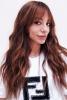 бретон дълга коса