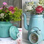 ваза за цветя