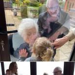 възрастни родители изолация