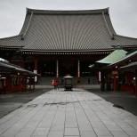 храмът Сенсо-Дзи след коронавируса