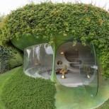 стъклен дом