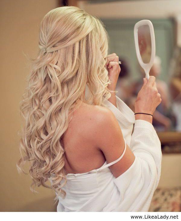 коса с букли