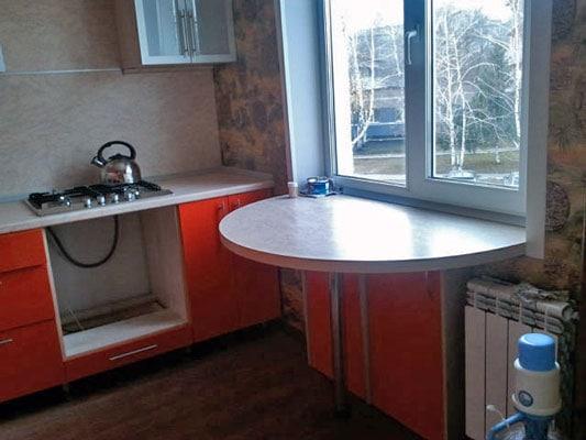 идейна кухненска маса