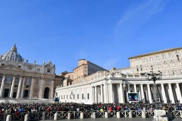 Ватикана преди коронавируса
