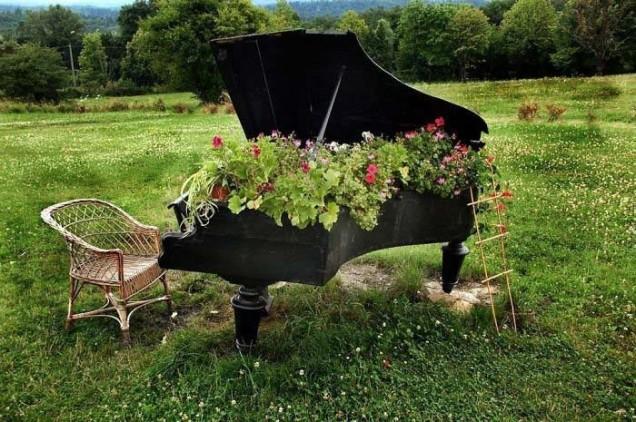 леха от старо пиано