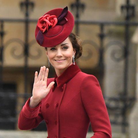 херцогинята на Кеймбридж