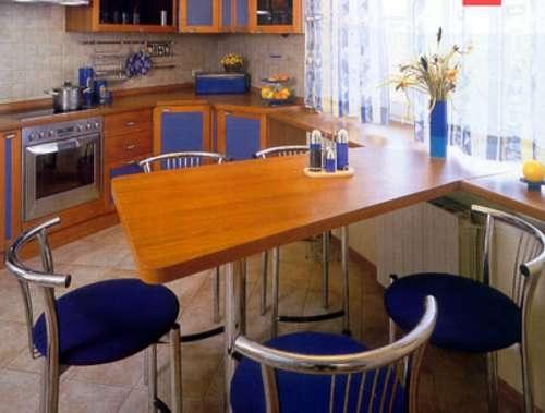 идеи кухненска маса