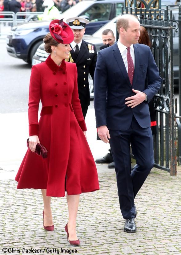 Уилям и Кейт красиви