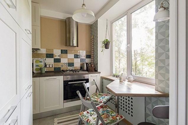 малка кухненска маса