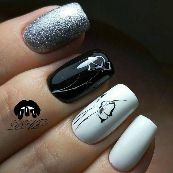 тъмни нокти