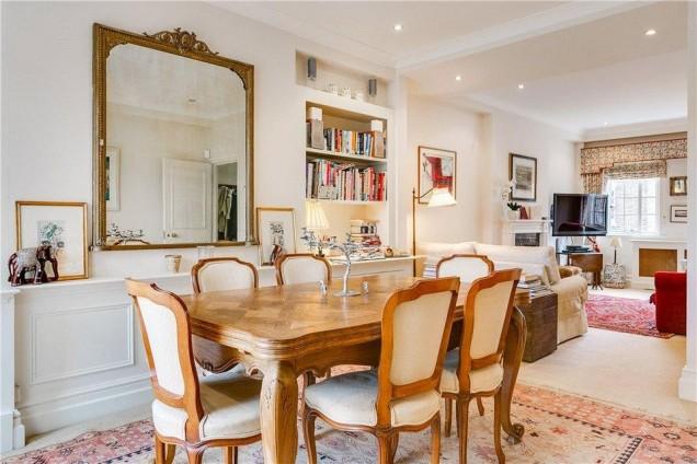 Кейт Мидълтън апартамент Лондон