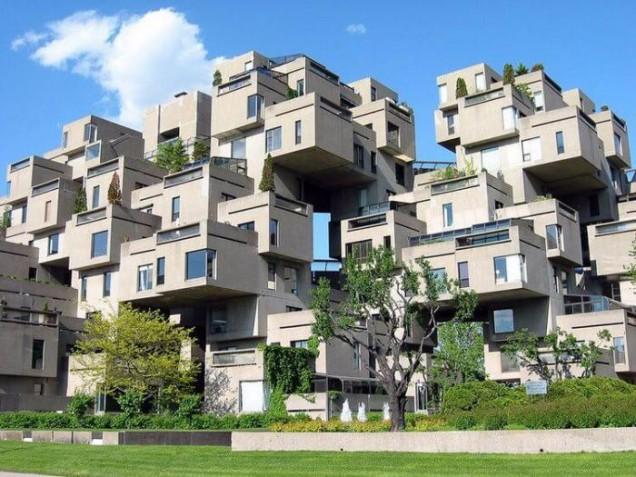 фантастична архитектура