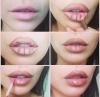 как да си направя устата по- голяма