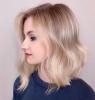 прически за тънка коса