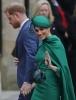 Меган Маркъл в зелено