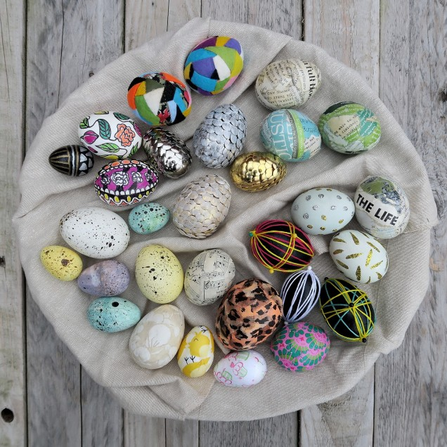 фантастични идеи великденски яйца