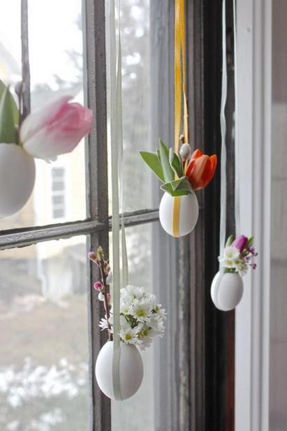декорация с яйца