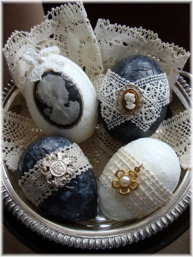великденски яйца винтидж